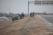 Rollover Accident on Interstate 30 at 2148