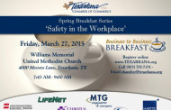 Register for Chamber B2B Breakfast and enter to win a Defibrillator provided by LifeNet