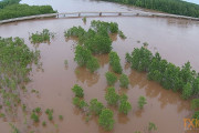Dangerous storms inbound as Red River continues rise