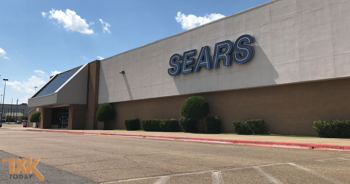Sears announces closing of Sherman stores